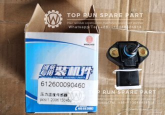 Weichai engine pressure temperature sensor 612600090460