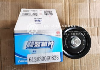 Weichai engine idler 612630060838