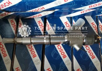 Sinotruk Howo Weichai engine fuel injector 612640080022